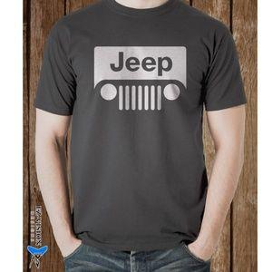 Jeep Classic Car T-Shirt - S M L XL 2XL 3XL